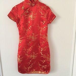 Dresses & Skirts - Chinese Chenogasm Mini Dress